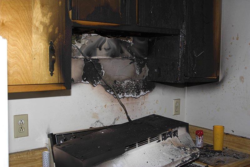 fire damage restoration san marcos